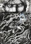 el nido de nosferatus(comic en proceso)