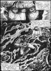 el nido de nosferatus(comic terminado)