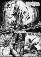 el nido de nosferatus(comic terminado) by cazadordeaventuras