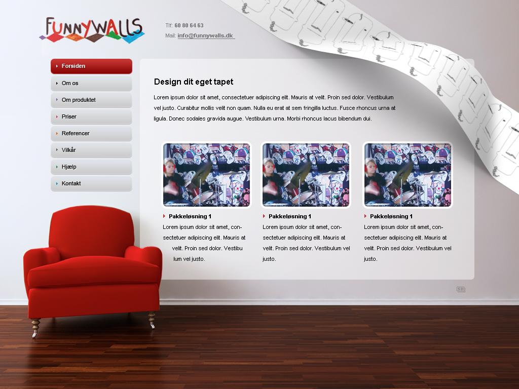 Webdesign no.34 by Noergaard