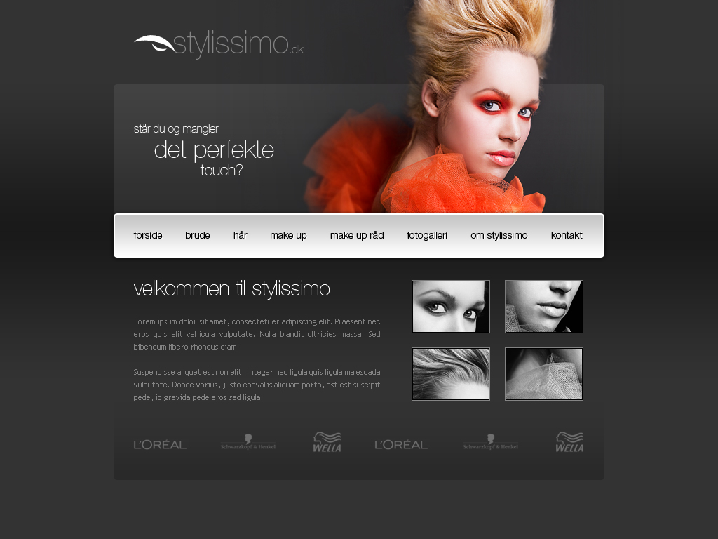 Webdesign no.39 by Noergaard