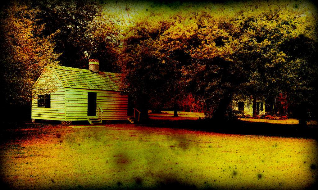 cabins - edited by scornedlove