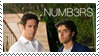 Numb3rs Stamp by krazy3