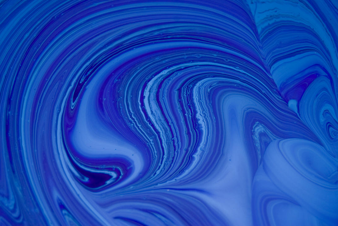Swirls of Blue 3 by krazy3