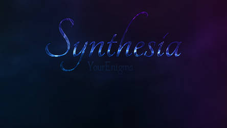 Synthesia - Title Art