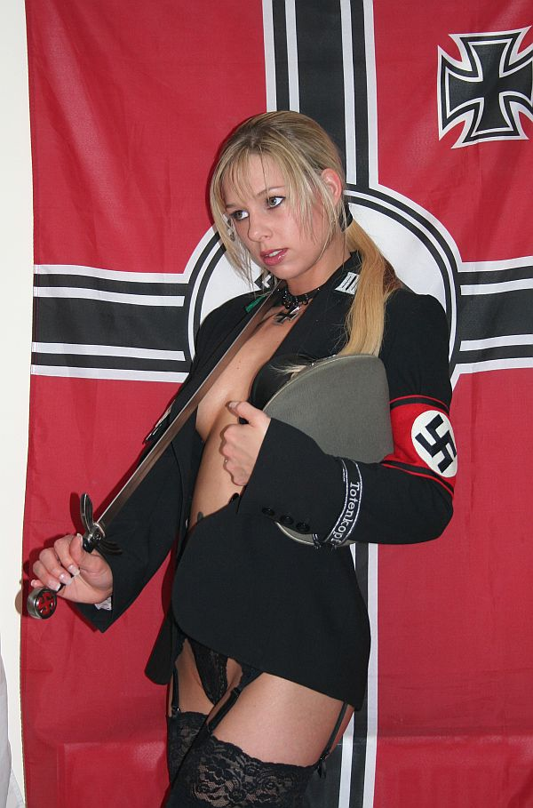 Girls german flag sexy