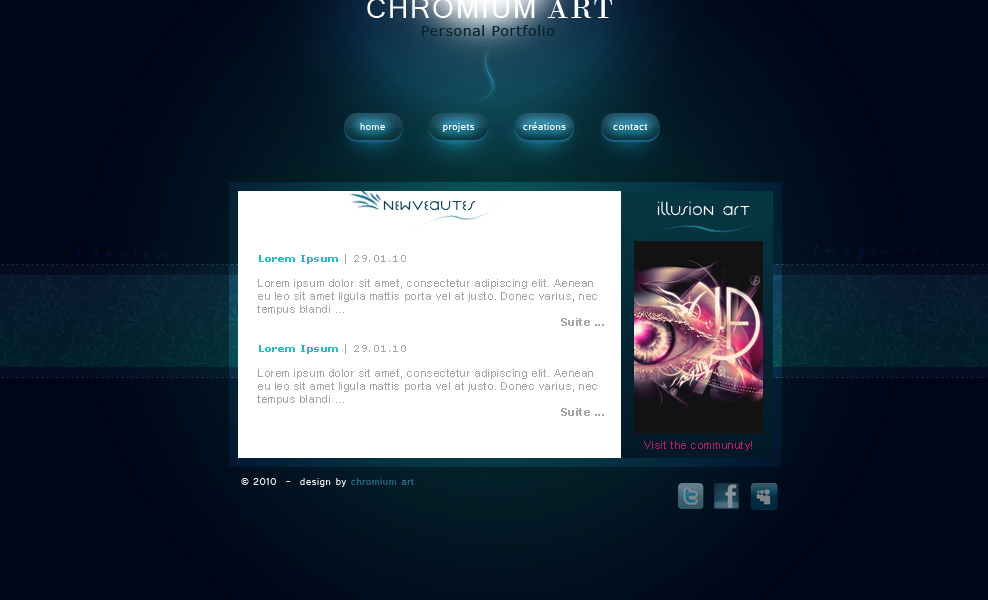 Nico's gallery Webdesign_Portfolio_by_chromium_art