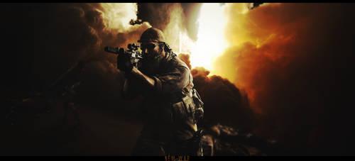 New War by chromium-art