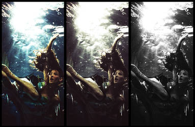 Trapped Water by chromium-art