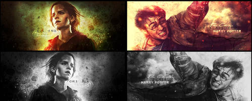 Wall Special Harry Potter by chromium-art