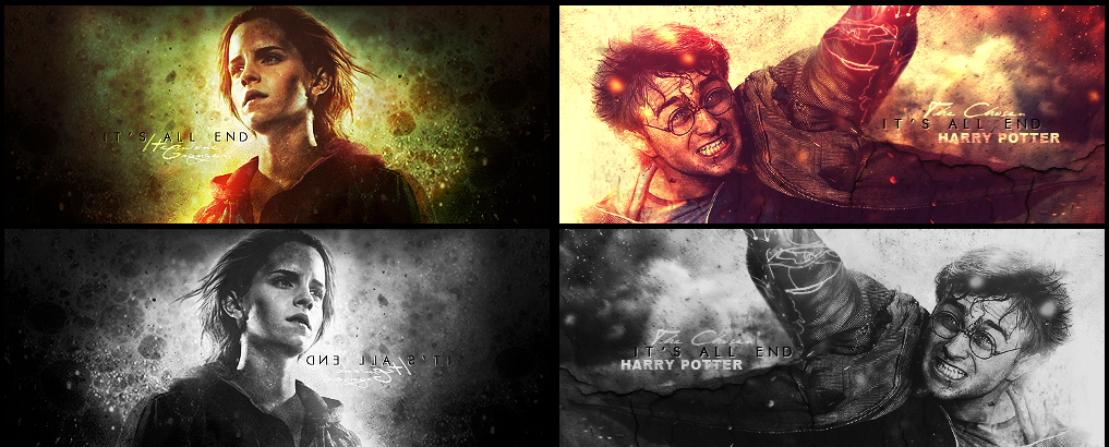 Wall Special Harry Potter