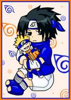 Naruto is mine by poisondanny