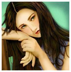 Ksenia - colored