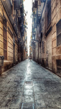 streets of barcelona