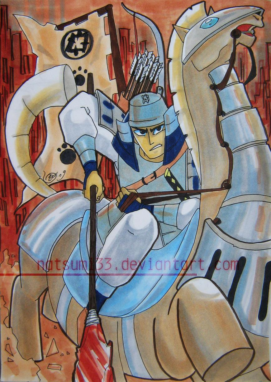 A Samurai called Jack by natsumi33