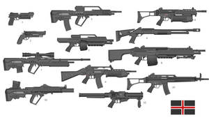 Tartaran Weaponry