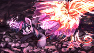 Twilight Sparkle vs Tirek