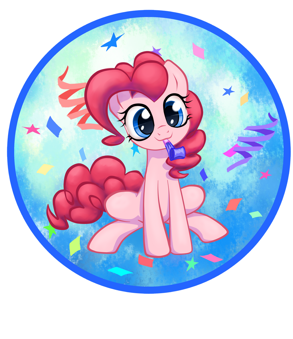 Pinkie Pie by INowISeeI