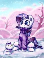 Winter Rar by INowISeeI