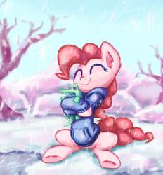 Winter Pie by INowISeeI