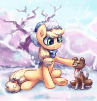 Winter Jack by INowISeeI