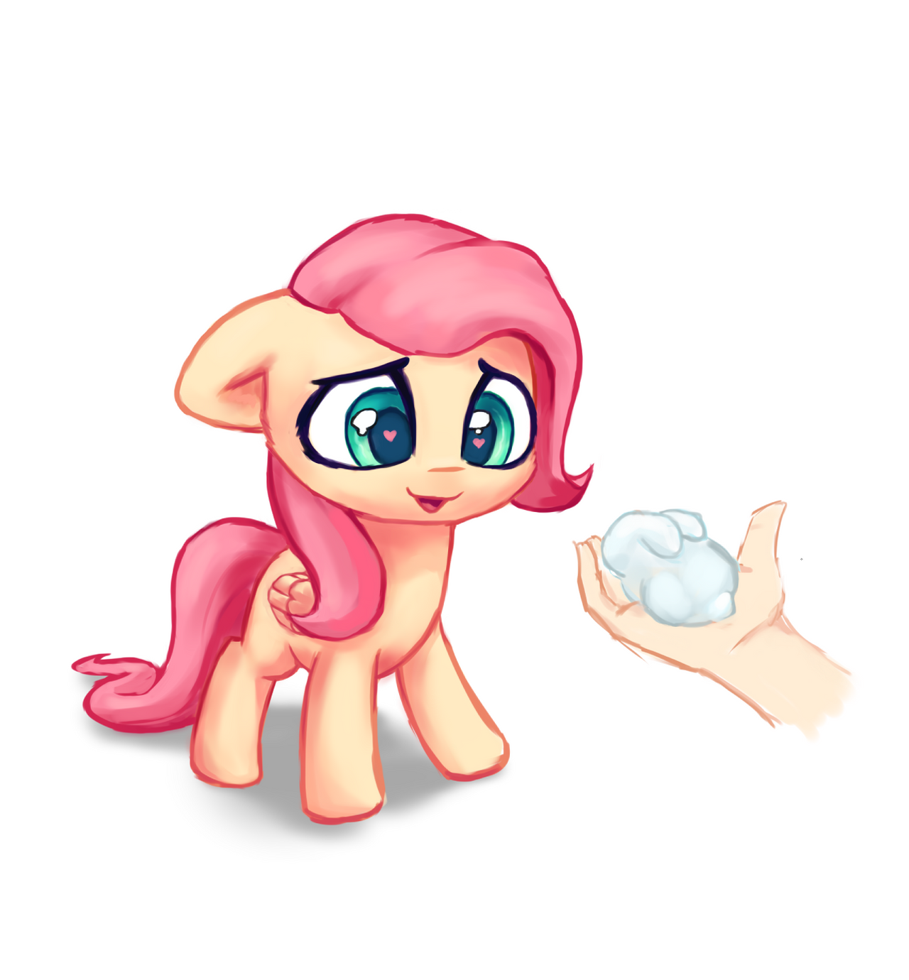 some_creatures_for_fluttershy_by_inowise