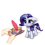 Some fashion for Rarity