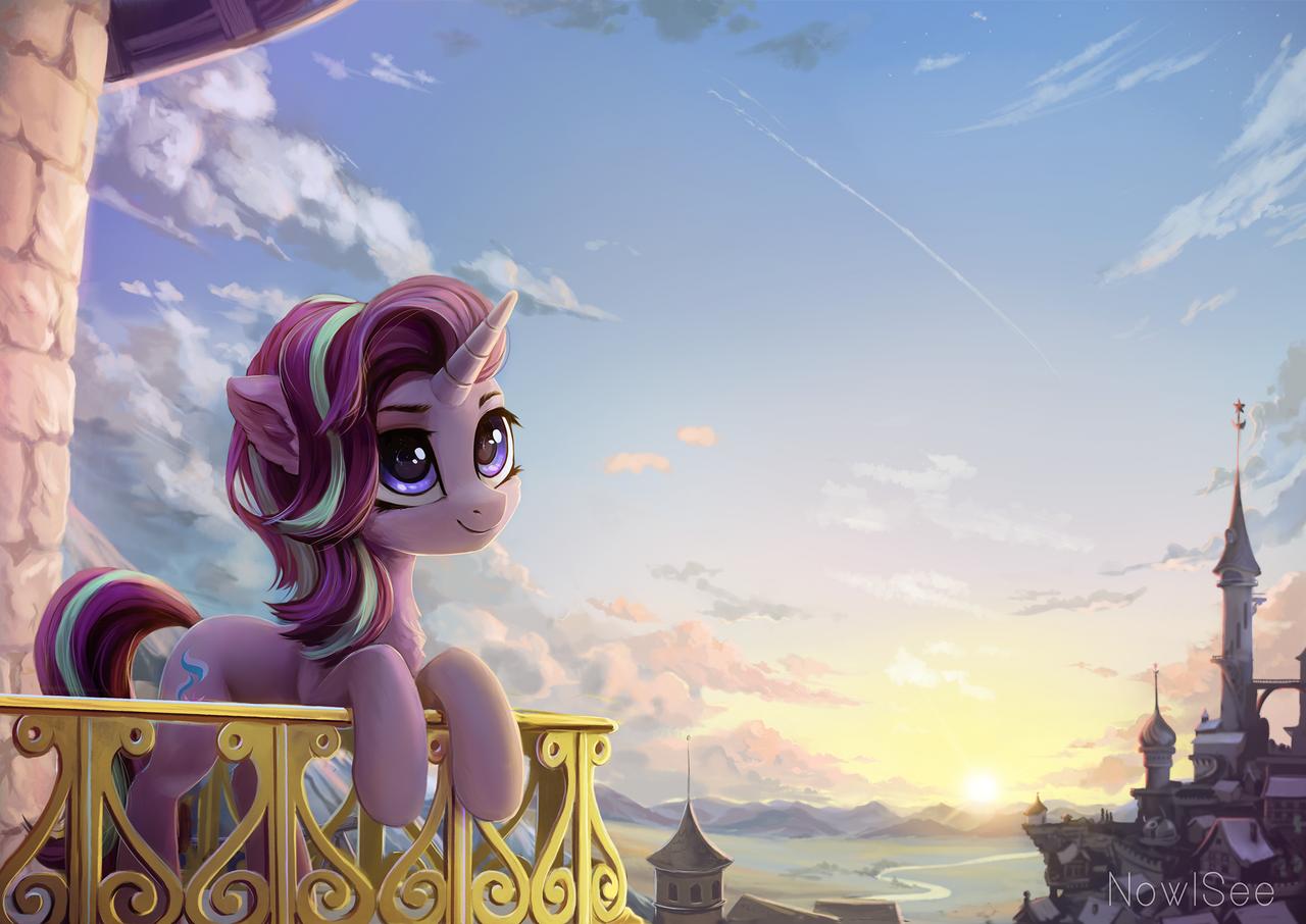 Starlight Glimmer by INowISeeI