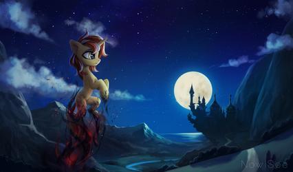 CinderHeart power by INowISeeI