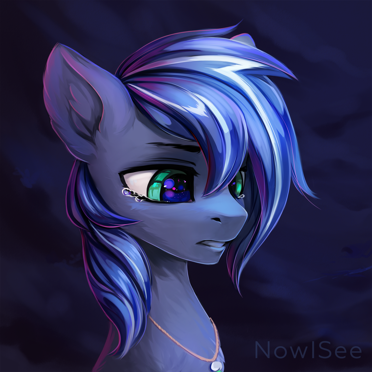 Lightning Flare by INowISeeI