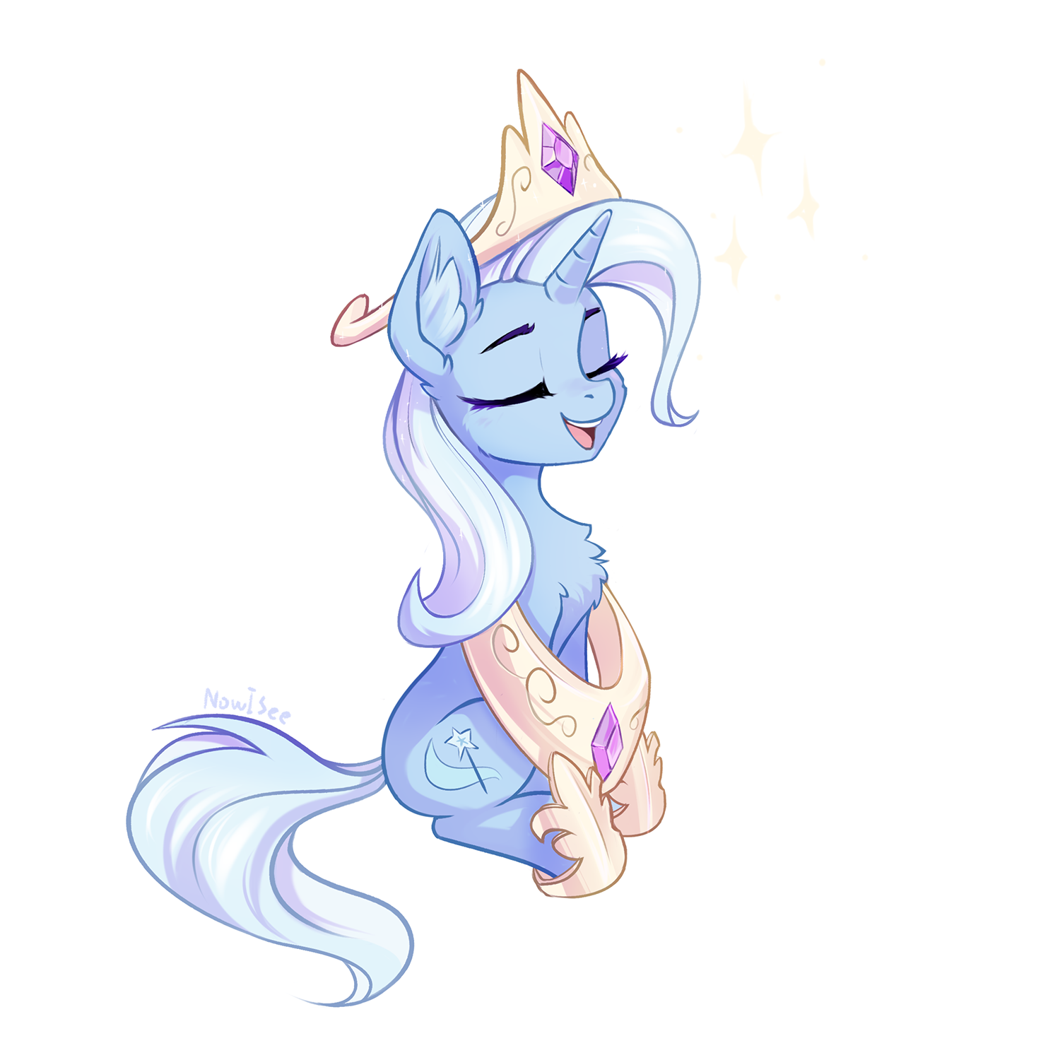 A candidate from the nation by INowISeeI