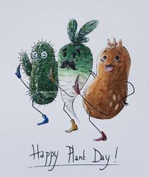 Plant Day by Grumpy-O-Sheep