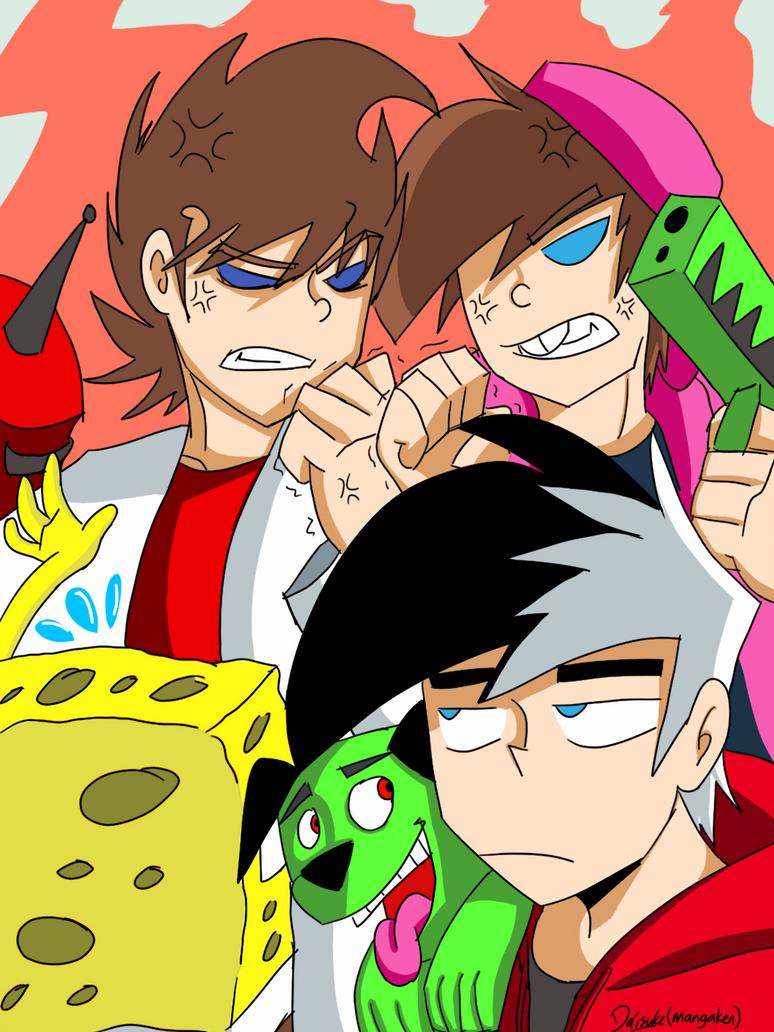 Rivalry by daisuke063