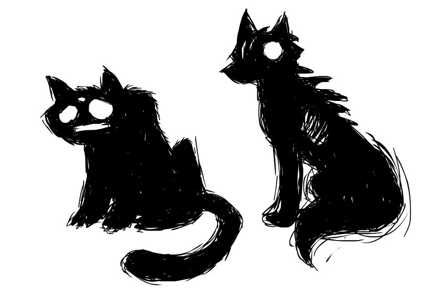 Shadow Creatures by TheGhoulAvenue on DeviantArt  Shadow Creature...