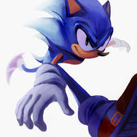 Sonic Speed by Shira-hedgie