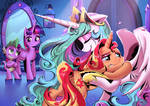 The big task of Princess twilight