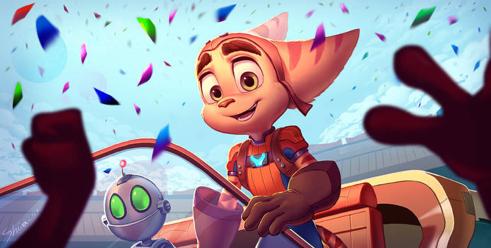 Ratchet and Clank - Welcome the true heroes