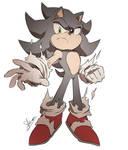 Dark Sonic sketch