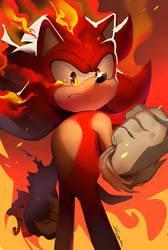 Fire Sonic - SMBZ