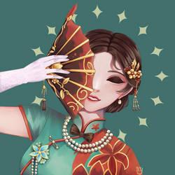 Geisha by Yoimi