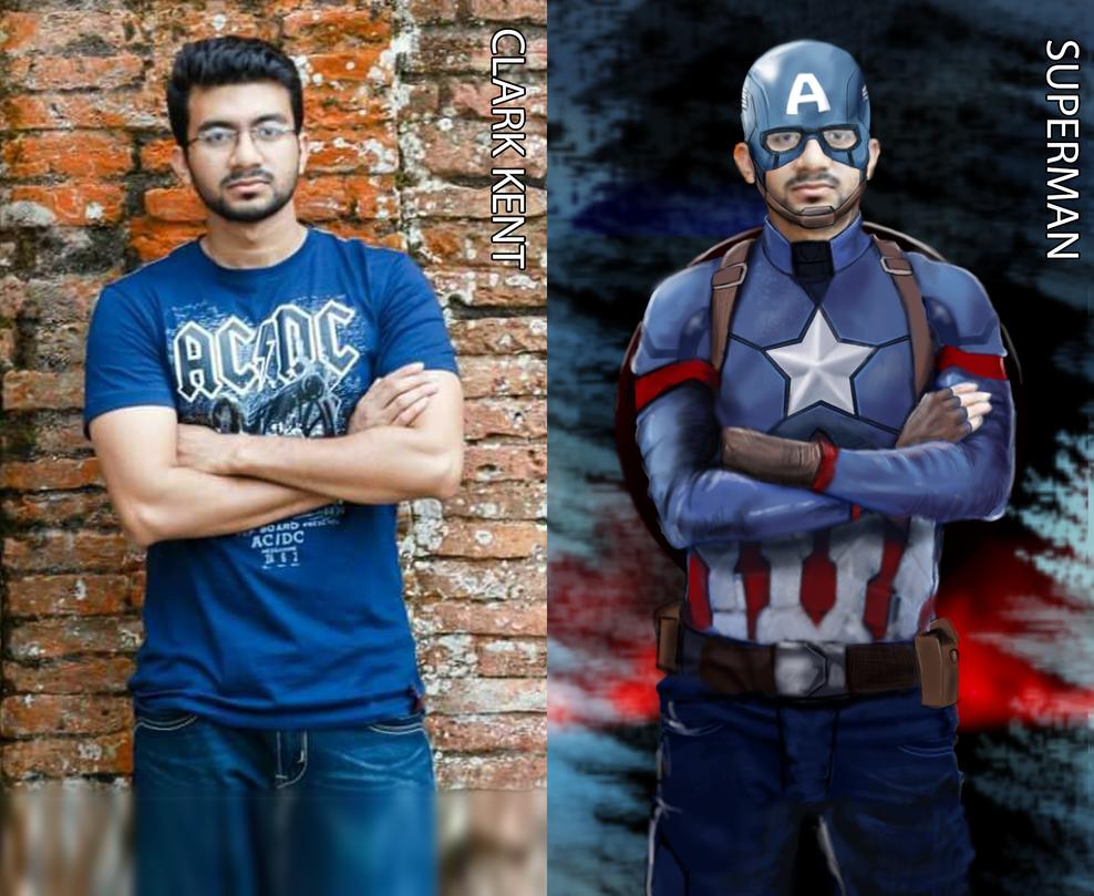 Cap Transformation. by hesitatedboy