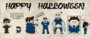 Halloween's bet by CircusMonsters