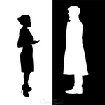 The Woman and The Detective