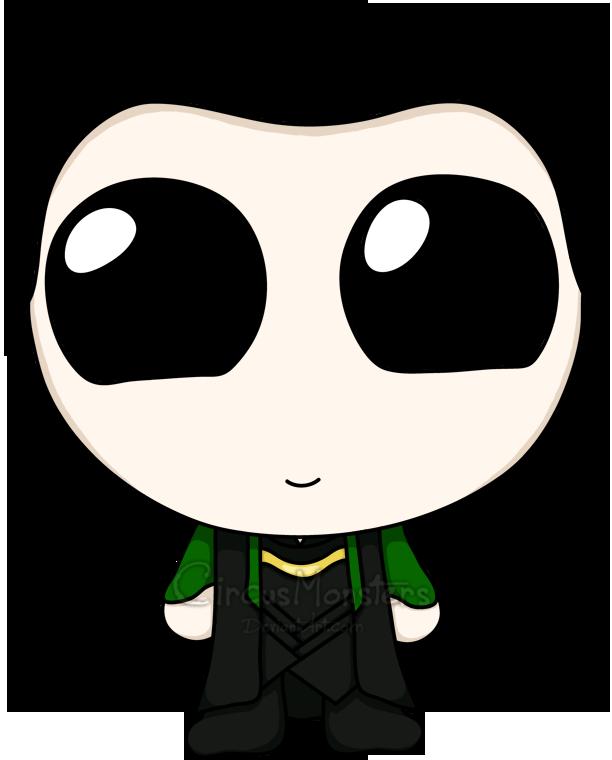 Loki by CircusMonsters