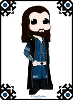 The Prince of Erebor by CircusMonsters