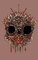 owlblood by neilakoga