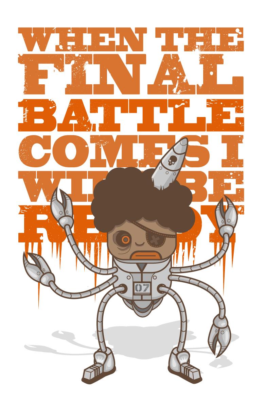 battle ready by neilakoga