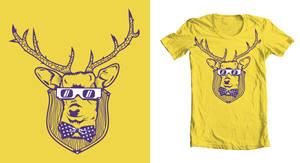 deer to my heart - t shirt