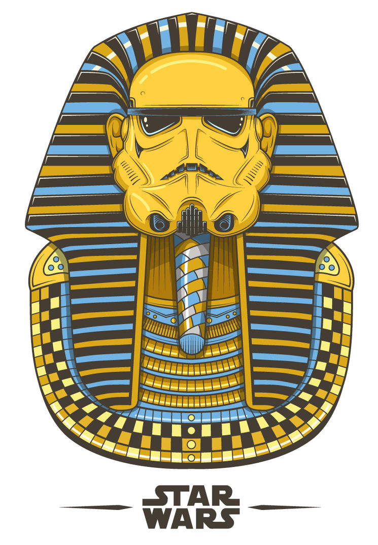 troopankhamun by neilakoga