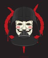 V for Vader by neilakoga